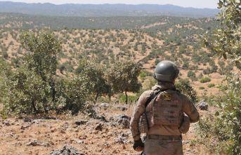 Kıran-3 Operasyonu'nda 16 terörist etkisiz...