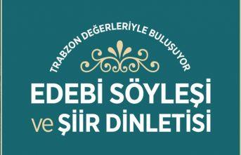 Türkiye Yazarlar Birliği üyeleri Trabzon'da...