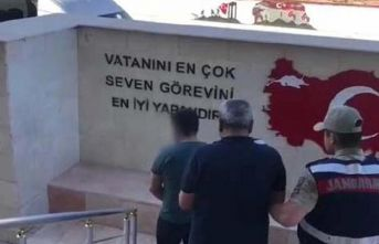 2 PKK'lı terörist yakalandı!