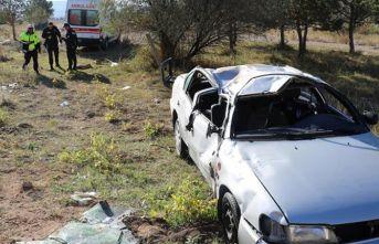 Sivas'ta iki trafik kazasında 7 kişi yaralı