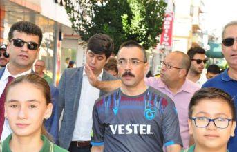 Milas'ta Trabzonspor sevdası