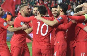 A Milli takım kadrosu açıklandı! Trabzonspor'dan...