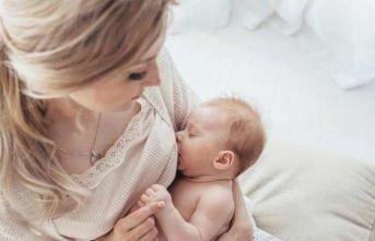 Anne sütü, bebeği sakinleştiriyor!