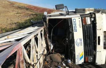 Tuzluca'da Trafik Kazası