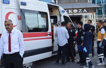 Malatya'da döner bıçaklı kavga
