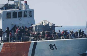 242 kaçak göçmen yakalandı!