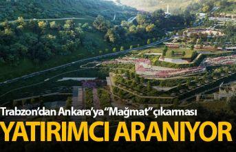 """Ankara'ya """"Mağmat Projesi"""" çıkarması!"""