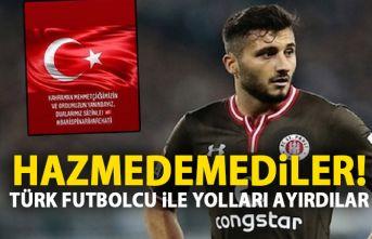 Mehmetciğe desteği hazmedemedi! Alman kulübü Türk...