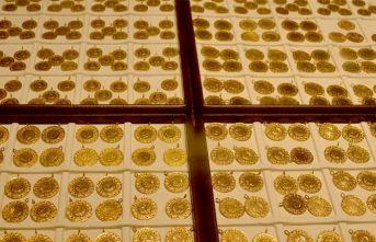 Serbest piyasada altın fiyatları 14.10.2019