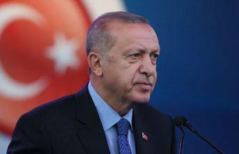 """Erdoğan: """"6 devlet tek millet olmayı arzu ediyoruz"""""""