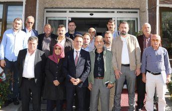 Maçka'dan Barış Pınarı Operasyonu'na destek