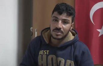 Teslim oldu herşeyi anlattı: PKK Beni zorla kaçırdı
