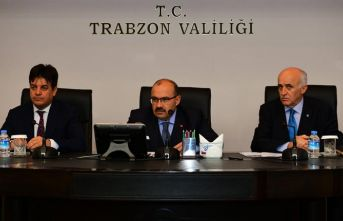 Trabzon Koordinasyon Kurulu toplandı