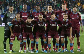 Trabzonspor Gaziantep FK ligde ilk kez