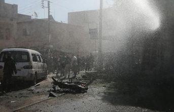 YPG/PKK havanlarla Cerablus'taki çocukları vurdu: 3 yaralı
