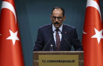 Cumhurbaşkanlığı'ndan flaş Barış Pınarı Harekatı açıklaması