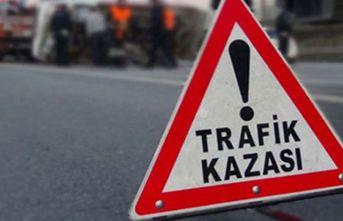 Samsun'da kaza: Yaşlı adam hayatını kaybetti