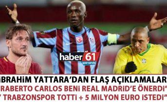 Yattara: Beni Real Madrid ve Roma istedi