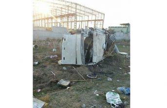 Hatay'da trafik kazası