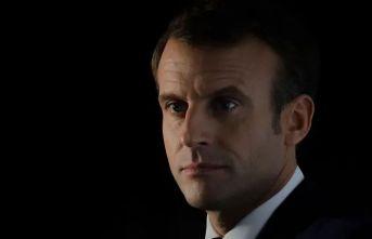 Macron'dan küstah sözler: Sorumlusu Türkiye'dir