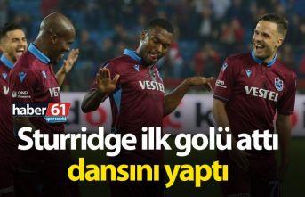Sturridge ilk golü attı dansın yaptı