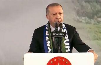 Erdoğan'dan flaş sigara açıklaması: Tek tipe geçiyoruz, sigara haramdır