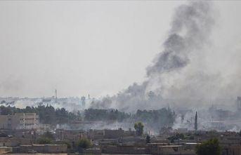 PKK/YPG'li teröristlerce 20 taciz/ihlal gerçekleştirildi