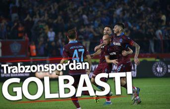 Trabzonspor'dan Golbastı