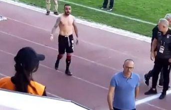 Samsunspor kaptanı Caner Arıcı: Adamlar yol yapıp geliyor, niye gelmiyorsunuz lan