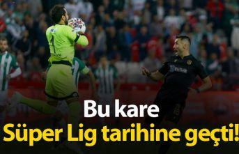 Süper Lig tarihine geçen an! Serkan Kırıntılı...