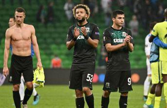 Trabzonspor'un rakibi Krasnodar ligde ne yaptı?