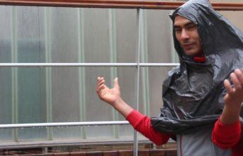 Bayburt'ta gök gürültülü sağanak yağış etkili olacak