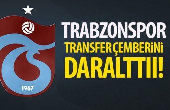 Trabzonspor'da transfer çaışmalarında son durum! 3 ülkede...
