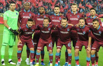 Trabzonspor'un muhtemel Krasnodar 11'i
