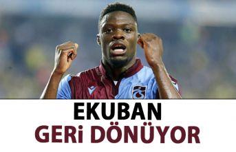Trabzonspor golcüsüne kavuşuyor!