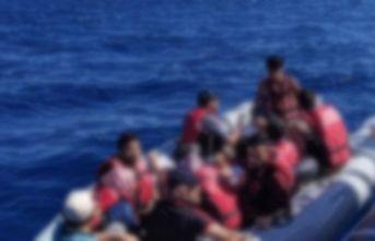 130 düzensiz göçmen yakalandı