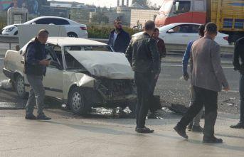 Tekirdağ'da kaza