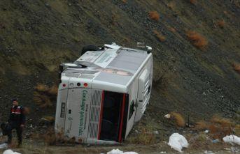 Ankara'da korkunç kaza