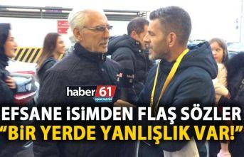 İlyas Akçay: Trabzonspor'daki sakatlıklara aklım...