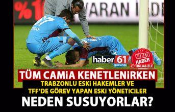 Trabzonlu eski hakemler ve TFF'de görev yapan eski...