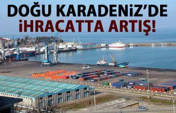 Doğu Karadeniz'de ihracat yüzde 19 oranında...