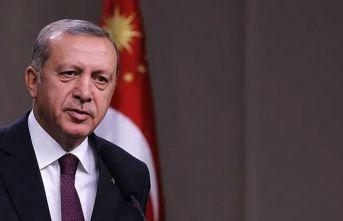 Erdoğan'dan UEFA'ya tepki!