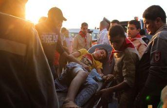 İsrail askerleri 38 Filistinliyi yaraladı