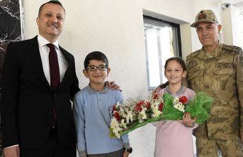Jandarma genel Komutanı Gümüşhane'de