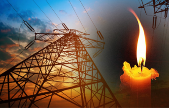 Trabzon merkezinde elektrik kesintisi! Elektrikler...