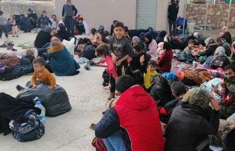 205 kaçak göçmen daha yakalandı