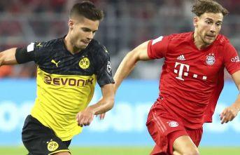 Bayern'den Dortmund'a fark!