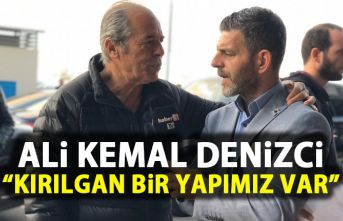 Ali Kemal Denizci: Trabzonspor'un kırılgan bir...