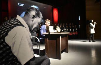Atatürk Gümüşhane'de törenlerle anıldı