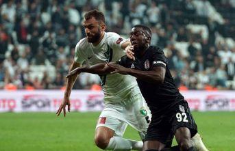 Beşiktaş Denizlispor'u geçti